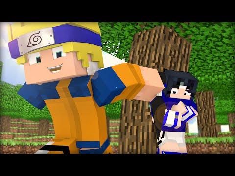 Minecraft : SKY WARS - NARUTO O HEROI !