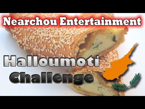 Halloumoti Challenge – Κυπριακές Λέξεις – Feat Spiraggelos