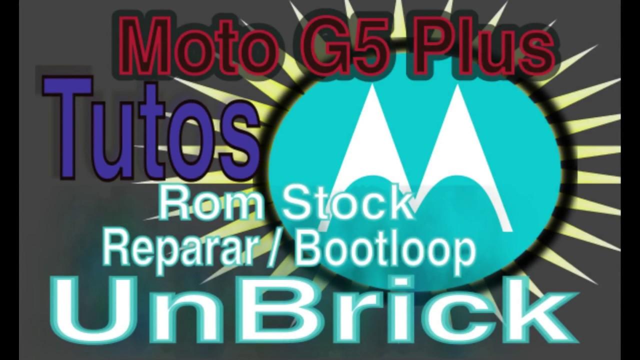 Moto G5 Bootloop Fix
