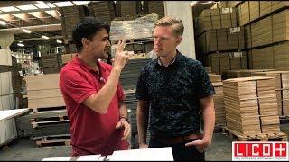LICO PLUS. Бизнес по продаже напольных покрытий. Завод в Швейцарии.(, 2017-06-23T08:34:12.000Z)