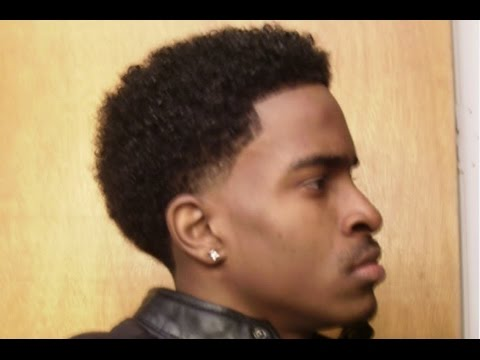 Exceptional Taper Fade Afro Haircut