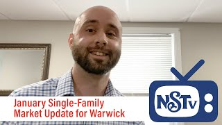 NSTV | January 2021 Market Update for Warwick, Rhode Island