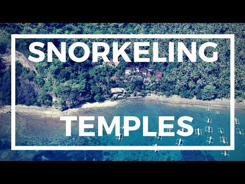 Exploring Bali | Snorkeling, Temples and injury!!