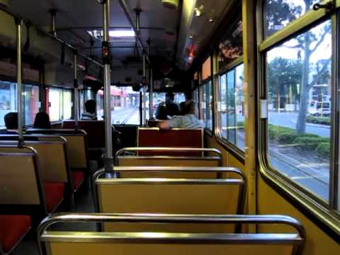 Ex Adelaide Bus In Perth Youtube