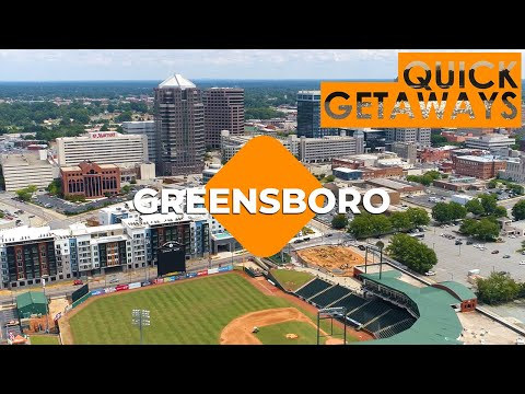 Quick Getaways: Greensboro | North Carolina Weekend | UNC-TV
