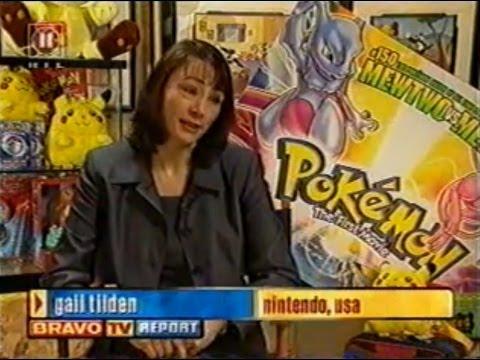 RTL 2 - Bravo TV (2000) - Reportage über Pokemon (german - deutsch)