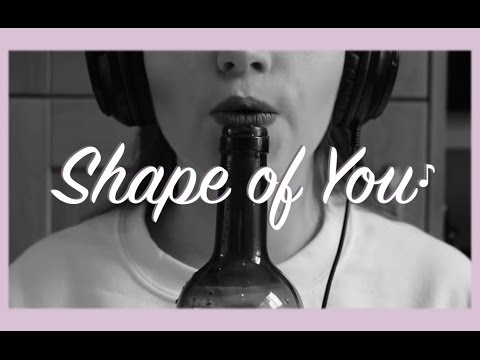 Shape of You - Ed Sheeran - Acoustic Cover ft noises from my kitchen