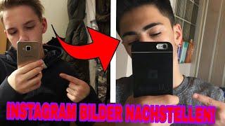 INSTAGRAM BILDER VON MUSTIHAFT NACHSTELLEN!
