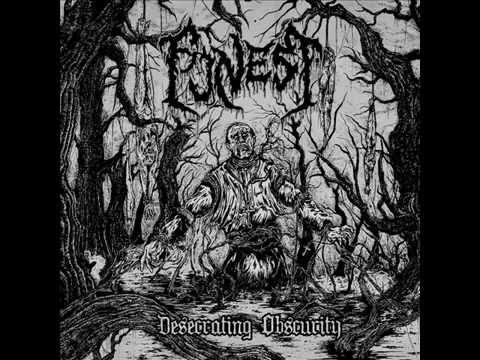 FUNEST - Desecrating Obscurity (Full Album)