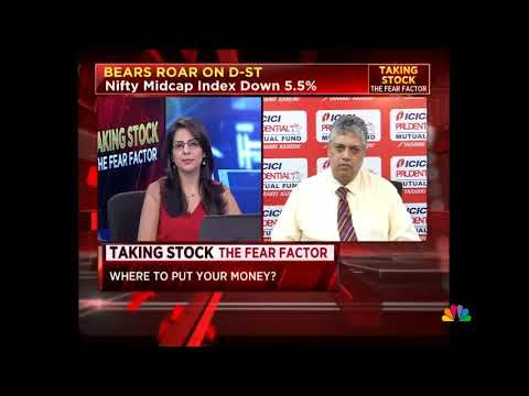 Taking Stock, The Fear Factor - 11th Aug 2017 - CNBC-TV18