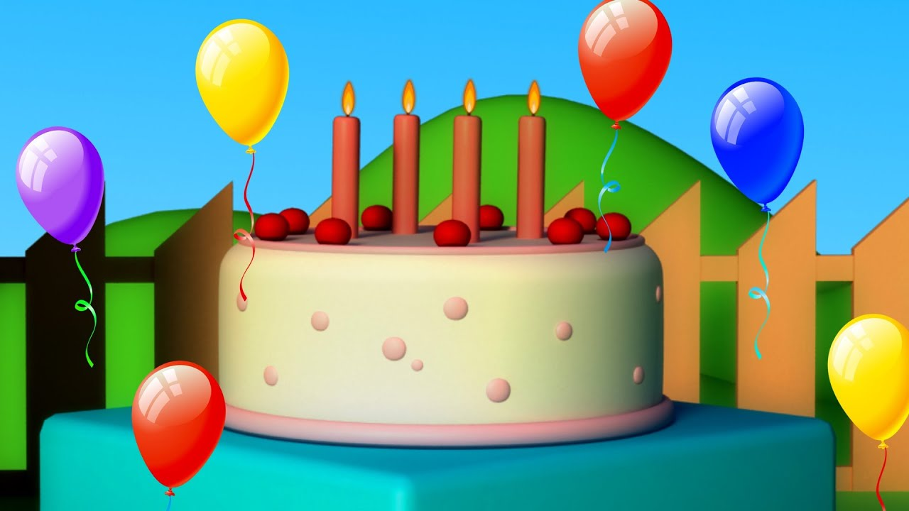 Happy Birthday Song Happy Birthday Youtube
