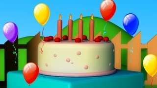 Happy Birthday Song | Happy Birthday