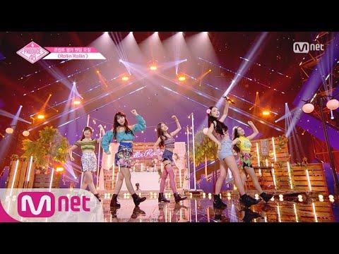PRODUCE48 [48스페셜] 콘셉트 평가 엔딩 요정ㅣ♬Rollin′Rollin′ 180810 EP.9