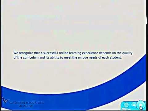 Accredited online homeschool program