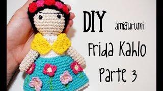 Crochet Frida Kahlo Coin Purse | 180x320