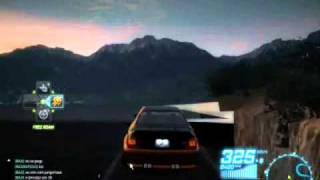Repeat youtube video Passando pelo bloqueio da ponte nova em need for speed world