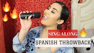 Get Lit With Me | Spanish Throwback Music Playlist