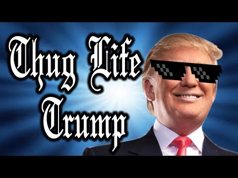 Ultimate Thug Life Donald Trump (Debate Aug 2015)