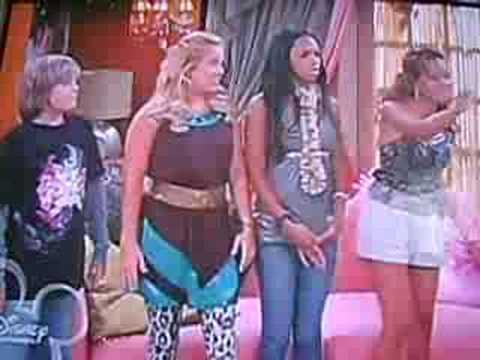 Chris Brown Dancing on Suite LIfe of Zack and Cody