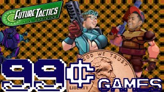 99 Cent Games - Future Tactics (PS2) | Something About Geek Stuff