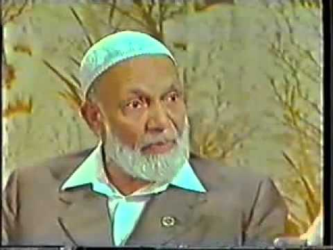 Ahmed Deedat On Pakistan Television Interview