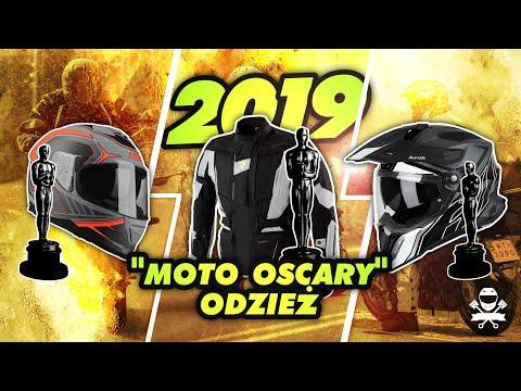 5 Najlepszych - Kaski I Ubrania Na Motocykl Z Sezonu 2019. Moto Oscary