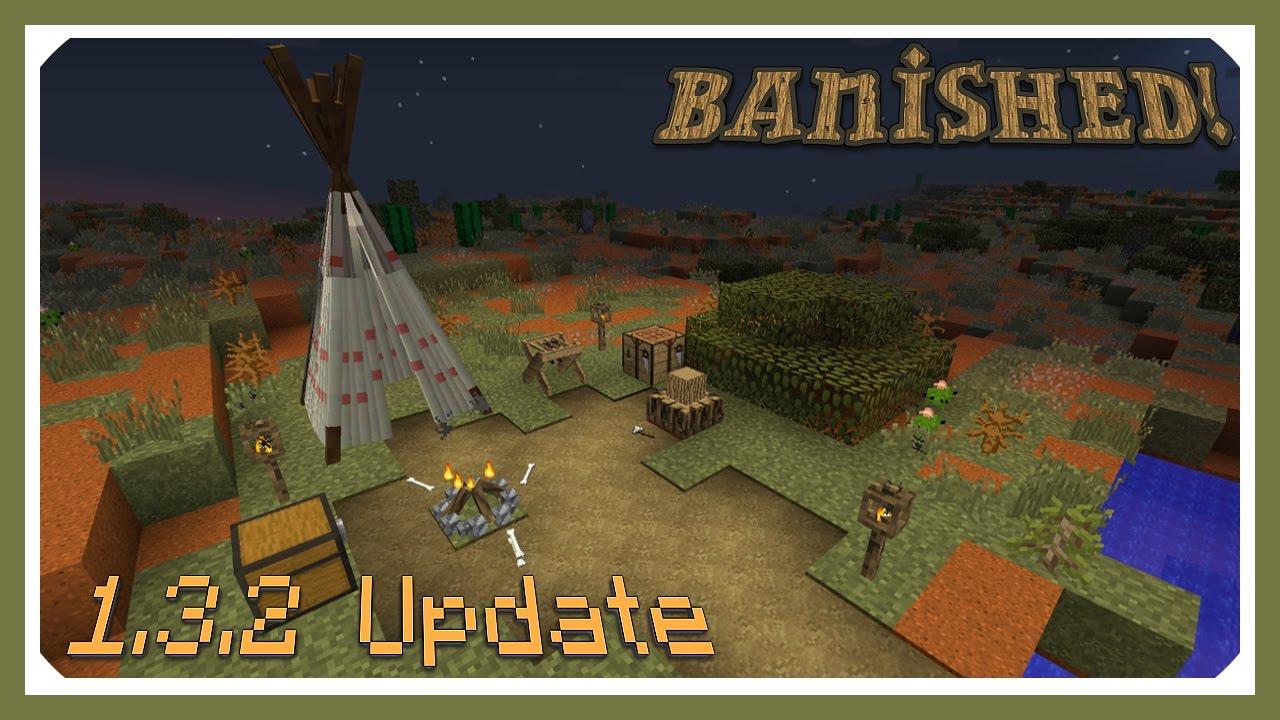 Banished! 1 3 2 Update