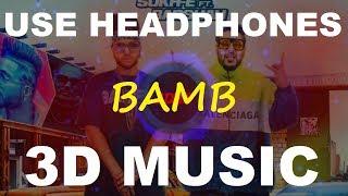 3D Bamb   Sukhe   Badshah   3D Music World   3D Bass Boosted