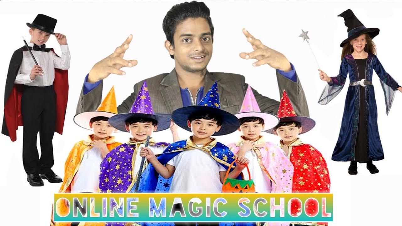 Tutorial Guruji Online magic school || अब हर बच्चा करेगा मैजिक 🎩