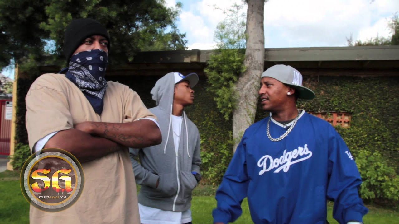 the crips street gang essay