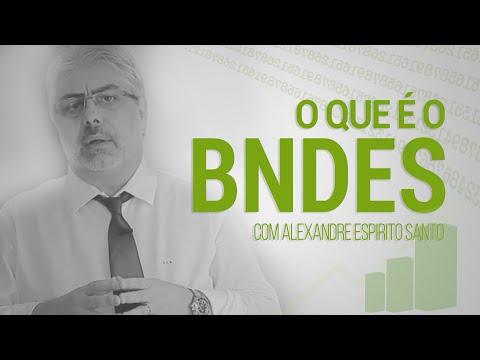 O que é o BNDES?