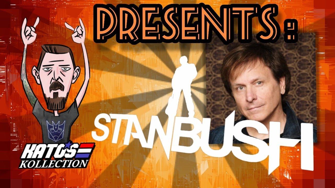 #TransformAtHome Day 3 - Kato's Kollection PRESENTS: STAN BUSH!!!