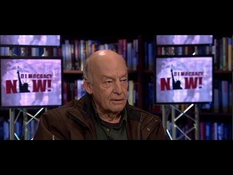 """Eduardo Galeano, Chronicler of Latin America's """"Open Veins,"""" on New Book """"Children of the Days"""" 1/2"""