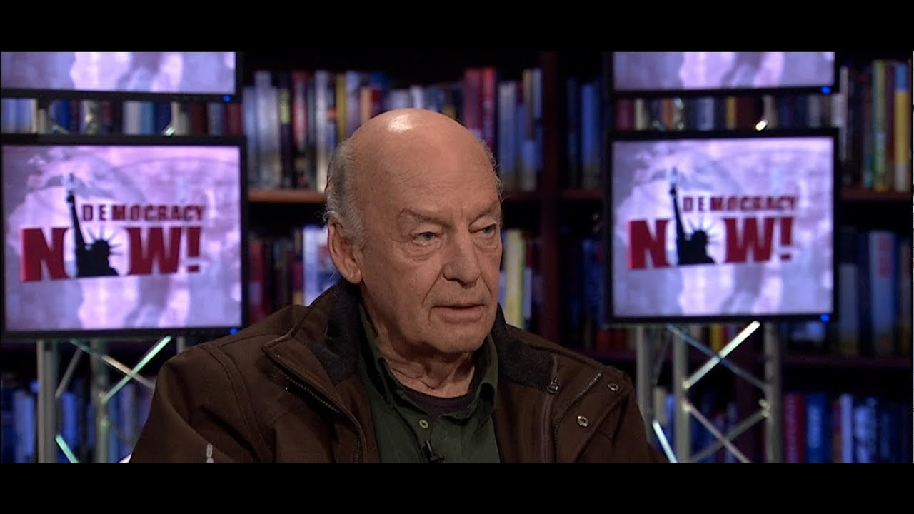 "Eduardo Galeano, Chronicler of Latin America's ""Open Veins,"" on New Book ""Children of the Days"" 1/2"