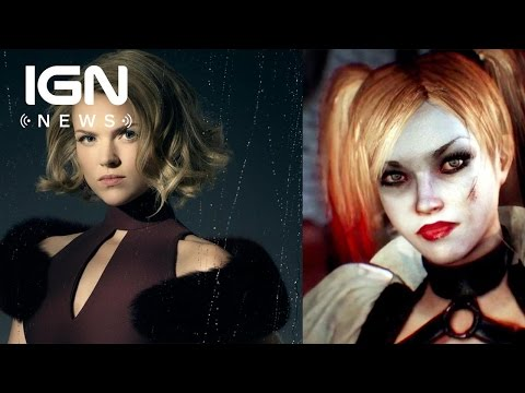 Gotham: Erin Richards on Whether Barbara Kean Will Become Harley Quinn  IGN