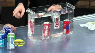 Float Or Sink - Cool Science Experiment