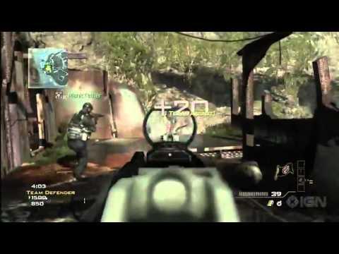 Modern Warfare 3 DLC Collection 2 - трейлер |