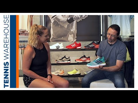 adidas Tennis Shoe Design Director talks about the new Ubersonic 3 (extended version)