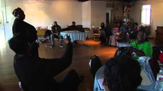 We Shall Overcome Fund; Jackson, Mississippi Strategy Sessions