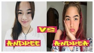 Video Andree Ac Bonifacio Vs. Andrea Brillantes Musical.ly download MP3, 3GP, MP4, WEBM, AVI, FLV April 2018