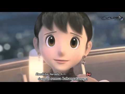 Motohiro Hata   Himawari no Yakusoku Doraemon stand by me Romaji with Indo   YouTube