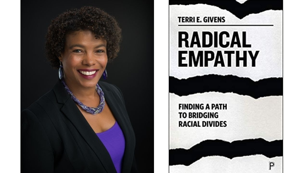 Image for Radical Empathy: Finding a Path to Bridging Racial Divides webinar