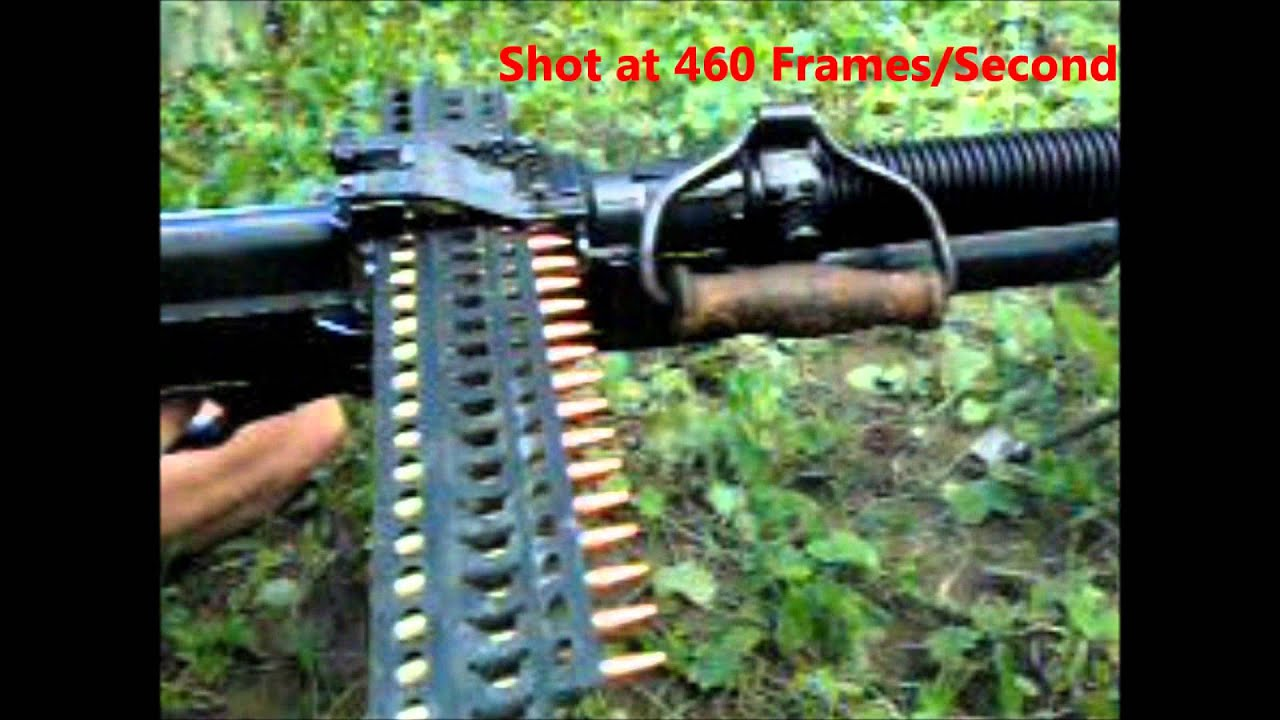 ww1 light machine guns