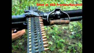 Hotchkiss Portative MK 1* British Light Machine Gun World War 1
