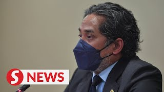 Mask up: KJ's not-so-gentle reminder to fellow politicians