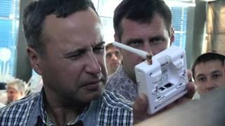 25 сентября Киев всколыхнула волна технических новинок от компании SECUR!(25 сентября Киев всколыхнула волна технических новинок от компании SECUR! Новейшие AHD-H камеры с Full HD качеством,..., 2015-10-19T09:00:53.000Z)