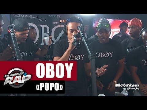 Oboy 'Popo' #PlanèteRap