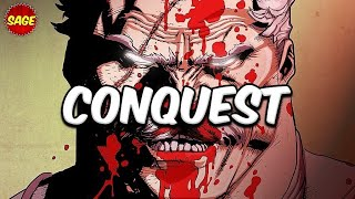 "Who is Image Comics Conquest? Powerful ""Old School"" Savage"