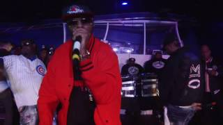 Dannyland aka Mr.illinoiz performing Hit Single We Koo a In Atlanta