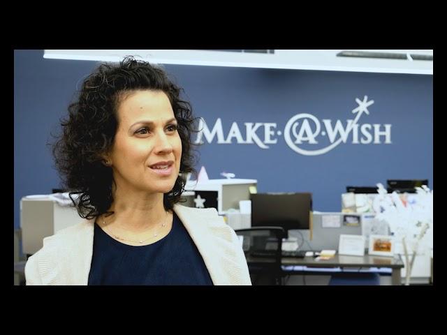 Make-A-Wish SNV Caroline Ciocca Workshop review